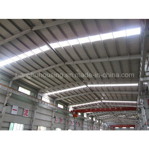 Low Price Light Steel Prefab Mobile Warehouse/Workshop, pictures & photos