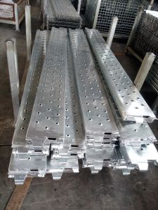 Scaffolding Steel Plank (FF-B008D) pictures & photos