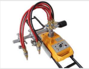 Cg1-100 Flat Rail Gas Cutting Machine pictures & photos