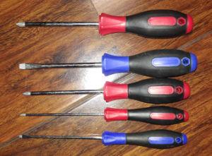 Cr-V Hexagonal Blade Screwdriver (MF0120) pictures & photos