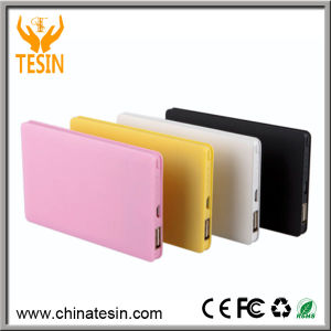 4000mAh Power Bank with Polymer Batteries