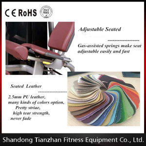 2017 Tz-6033 Abductor Outer Thigh Equipment Body Building Gym Fitness Equipment pictures & photos