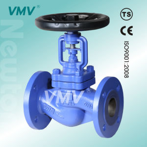 Vmv ASTM A216 Wcb Cast Steel Globe Valve with Price