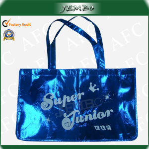 Customized PP Laminated Non Woven Shopping Bag pictures & photos