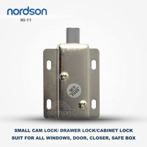 Hot Sale Adjustable Bolt Direction DC12V/24V Electronic RFID Card Drawer Lock Hidden Cabinetic Lock pictures & photos