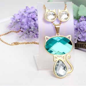 Stainless Steel Accessories Set Fashion Jewelry (hdx1087) pictures & photos