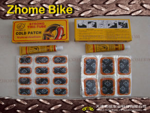 Bicycle Parts/Thumbs up/Number One Cold Patch and Glue Vulcanization/Repair Kits/Tire and Tube Solution Tb001 pictures & photos