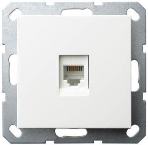 Telephone Socket Rj11, Data Socket RJ45 (G6101/G6105) pictures & photos