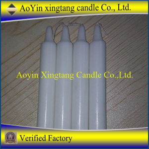 Paraffin Stick Candle Plain Candle Taper Candle for Hot Sell pictures & photos