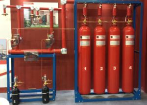 Zm-70L Hfc-227ea Fire Suppression System pictures & photos