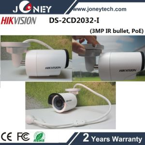 Hikvision Ds-2CD2032-I Poe 3MP IP Camera CCTV Hikvision pictures & photos