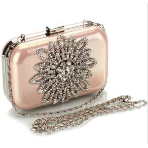 Hot Selling Evening Bag Italy Style Party Fashion Clutch Bag (XW0923) pictures & photos