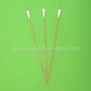 6′ Wooden Stick Cotton Swab for Medical/Industry Use (W221506)