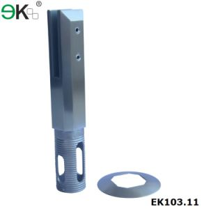 Square Core Drilled Hole Glass Spigot Clamp pictures & photos