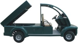 Cheap Utility Vehicle with Cargo Box pictures & photos