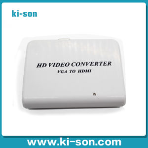 VGA to HDMI with Audio Converter Support 1080P
