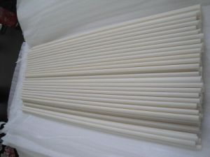 99.7% Alumina Ceramic Tube with High Temperature 1800c for Tube Furnace pictures & photos