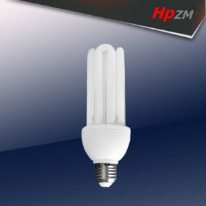 CFL U Shape Energy Saving Lamp pictures & photos