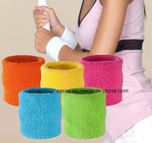 Wholesale High Quality Sports Sweatband pictures & photos