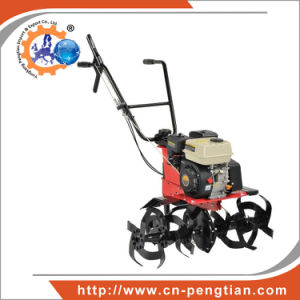 High Quality 6.5HP Gasoline Tiller pictures & photos