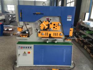 Bohai Pedinghaus Q35y-12 (35ton) Hydraulic Punching and Shearing Machine pictures & photos