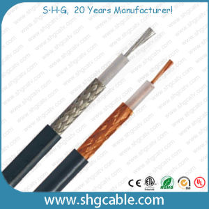 Mil Standard RF Radio Communication Coaxial Cable Rg-58A/U pictures & photos