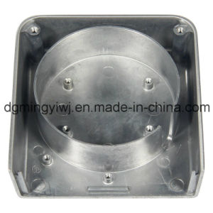 Die Casting Aluminum Alloy for Bottom Cases (AL9005) with High Standard Made in China