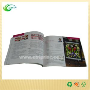 Quality Magazine Printing with Coated Art Paper (CKT-BK-404) pictures & photos