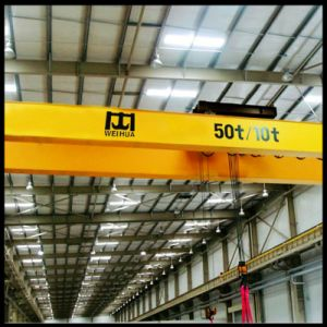 Double Girder Overhead Lift Equipment with Trolley