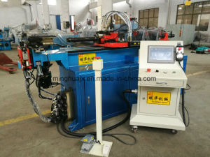 CNC Automatic Pipe Bending Machine (DW25CNCX3A-1S) pictures & photos