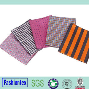 Handkerchiefs for Mens Suit Fashion Design Silk Pocket Square pictures & photos