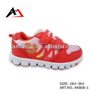 Sports Walking Shoes Wholesale Fashion for Kids Shoe (AKB06-1) pictures & photos