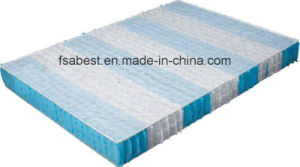 Hot Sale 7-Zone Pocket Spring for Mattress pictures & photos