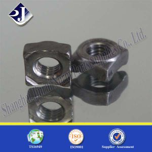 Good Quality Weld Square Nut with Good Finish pictures & photos