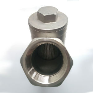 Stainless Steel 304 Female Threaded Strainer pictures & photos