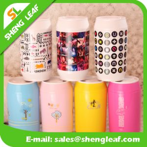 OEM Design Promotion Gifts Plastic Travel Mug (SLF-PM029) pictures & photos