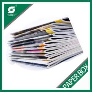 Fancy Paper Magazine Book for Wholesale pictures & photos