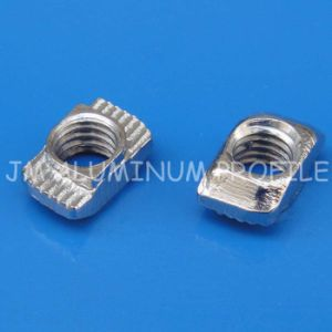Hammer Head Nut Plating Steel for 20 Series pictures & photos