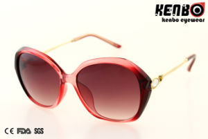 Hot Sale Fashion Plastic Sunglasses for Accessory CE, FDA, 100% UV Protection Kp50866 pictures & photos