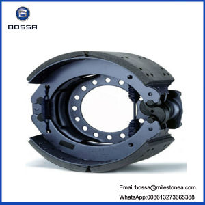 Truck Parts 200mm 24 Holes Brake Shoe for Hino Heavy Truck pictures & photos