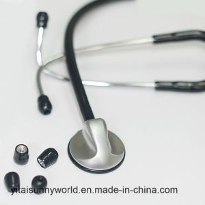 Sw-St27b Functional Medical Stethoscope Cer by Ce FDA ISO pictures & photos