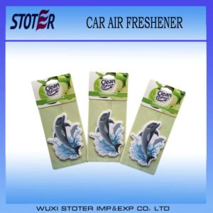 Promotion Custom Printing Car Air Freshener pictures & photos