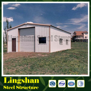 Steel Structure Warehouse Prefabricated Garage Shed pictures & photos