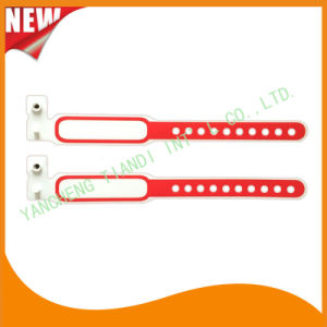 Hospital Plastic Write-on Infant ID Bracelet Wristbands Band (8020C8) pictures & photos