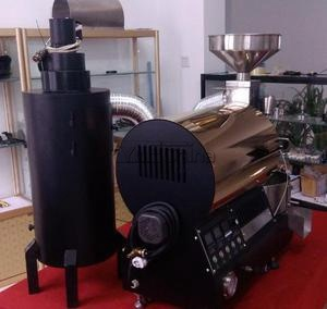 Automatic Electric & Gas 3kg Coffee Roasting Machine pictures & photos