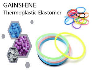 Gainshine High Resilience TPE Material for Rubber Band