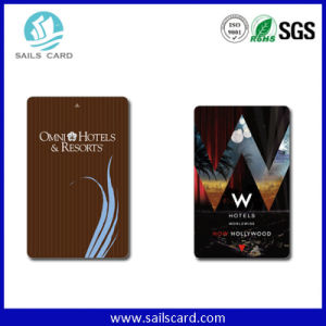 Hot Sell RFID 13.56mkz M4 DESFire EV1 CPU Card pictures & photos