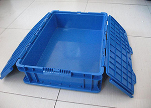 Plastic Injection Mold for Turnover Box (ISO9001)
