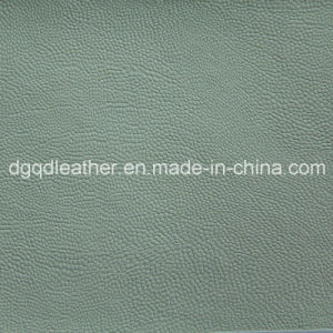High Quality Semi-PU Furniture Leather (QDL-51054) pictures & photos