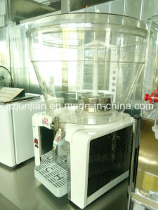Round Bowl Cold or Warm Juice Dispenser pictures & photos